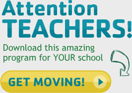 Attention teachers! Download this amazing program for YOUR school | Get Moving!